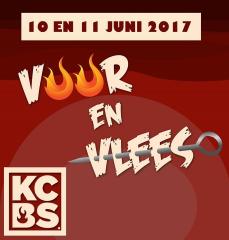 Wij zijn erbij in 2017: Vuur en Vlees in Deurne
