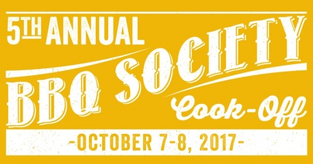 we zijn er weer bij, BBQ Society Cookoff 2017!!!!